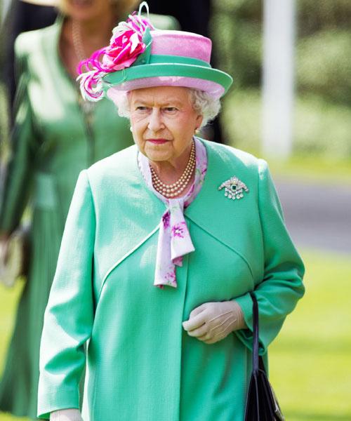 Елизавета II, 2013 год