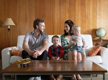 Жить в ладу с детьми и с собой