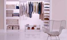 Тайная комната: как разместить гардеробную в доме