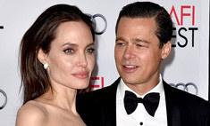 Новые подробности: Джоли и Питт два года пытались спасти брак