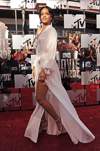 Рианна на MTV Movie Awards 2014