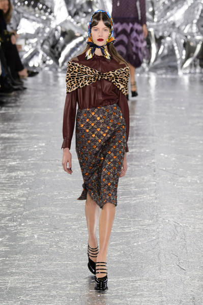 Самые красивые образы Недели моды в Лондоне | галерея [1] фото [55]