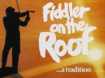 Постер к фильму «Скрипач на крыше»