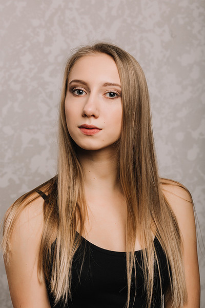 Елизавета Сычева, участница конкурса Top Model Fit & Dance, фото