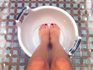 Солевые ванночки