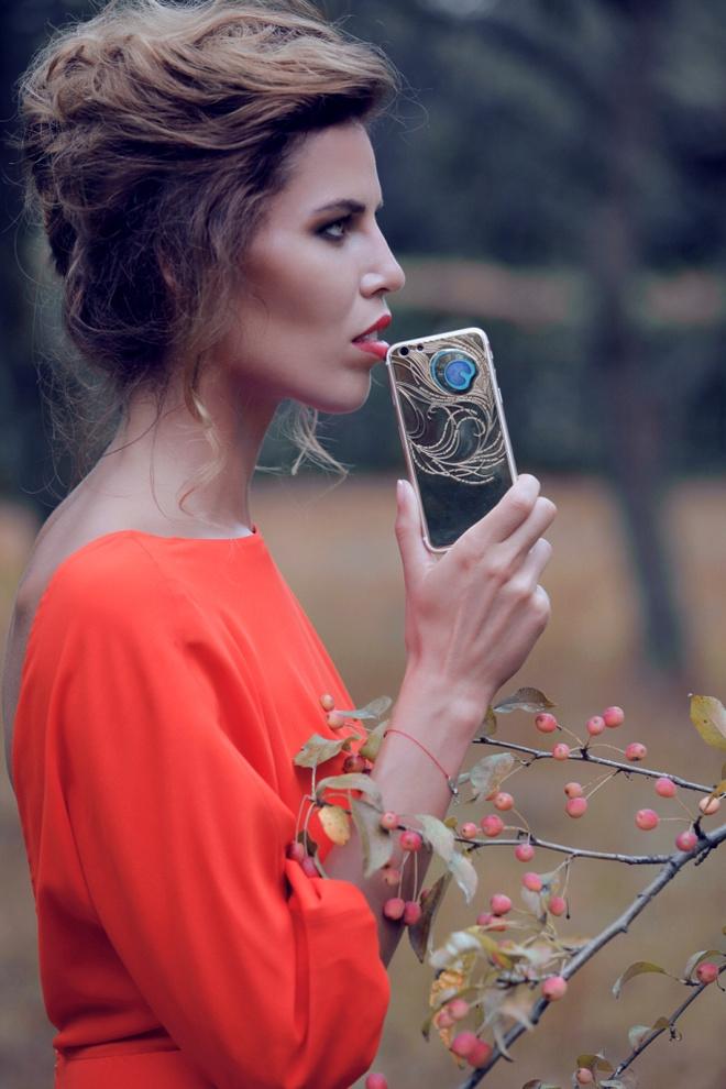 Золотой hi-tech: ювелирный бренд Ouvri открыл онлайн-бутик в России