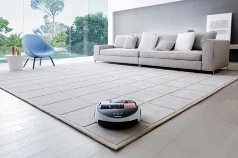 Самый мощный робот-пылесос POWERbot от Samsung | галерея [1] фото [1]