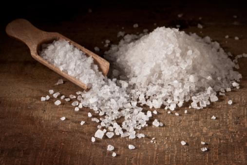 как приготовить соляной раствор