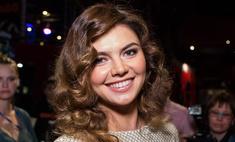Алина Кабаева впервые за долгое время вышла в свет