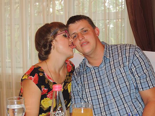 Сергей и Виктория Семеновы