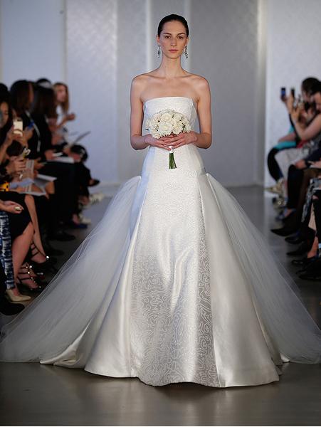 Лучшие коллекции Недели свадебной моды   галерея [3] фото [15]