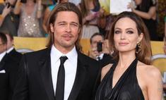 Брэд Питт и Анджелина Джоли купили граффити