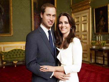 Принц Уильям (Prince William) и Кейт Миддлтон (Kate Middleton) станут мужем и женой через неделю
