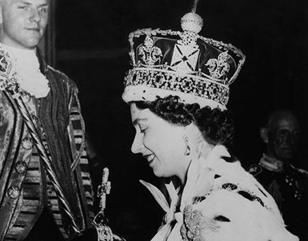 Королева Великобритании, Елизавета Вторая