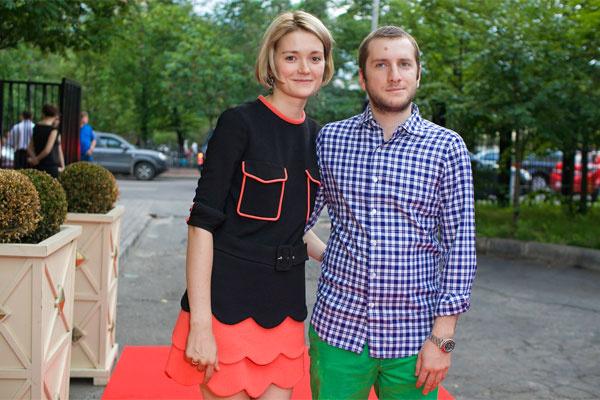 Надежда Михалкова и Резо Гигинеишвили, звездные пары