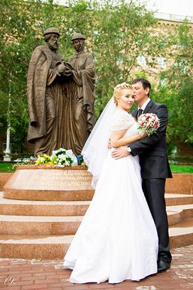 Иван и Наталья Клочковы