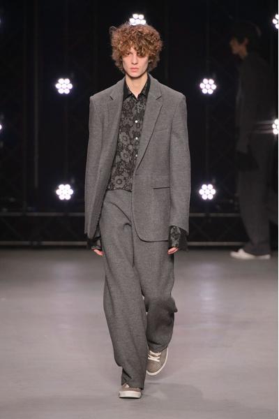 Неделя мужской моды в Лондоне: главные показы | галерея [1] фото [10]