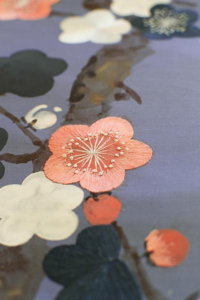 Компания de Gournay выпустила обои с вышивкой   галерея [1] фото [3]