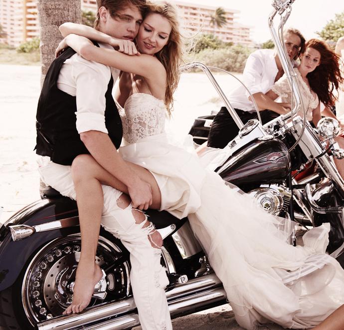 На каких женщинах женятся мужчины?