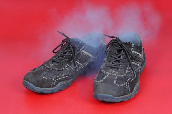 Средства от неприятного запаха из обуви