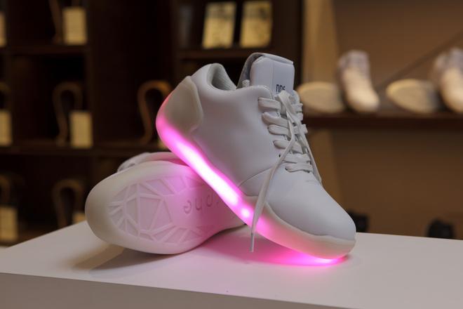 Новые технологии в обуви