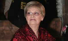 Нина Гребешкова празднует юбилей
