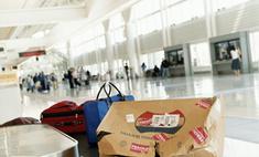 Каждый десятый турист остается без багажа