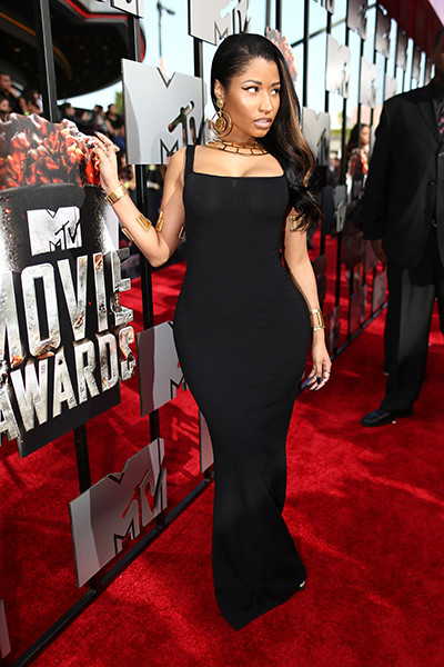 Ники Минаж на MTV Movie Awards 2014