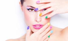 Лунки на ногтях и разноцветный лак: модные тенденции маникюра