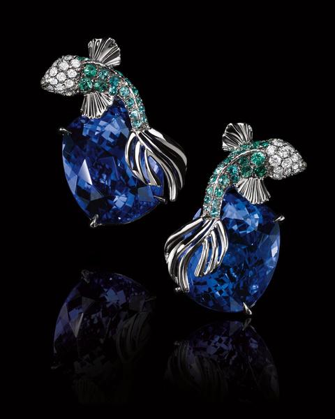 Tiffany & Co. представил новую коллекцию Высокого ювелирного искусства Blue Book   галерея [1] фото [8]