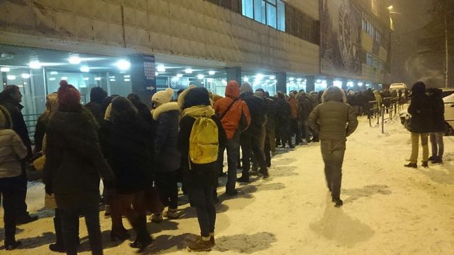Земфира в Новосибирске