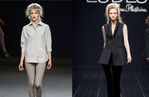 Volvo-Неделя моды в Москве, Alena Akhmadullina и Kira Plastinina