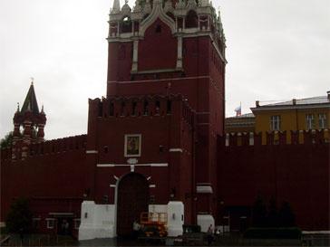 Спасская башня, Кремль, Москва, религия