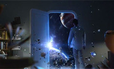 Смартфон Бонда: Samsung-8 оснастили сканером сетчатки глаза