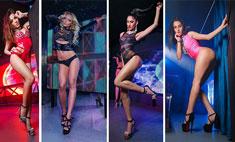 Шоугерлз: 16 сексуальных танцовщиц Волгограда