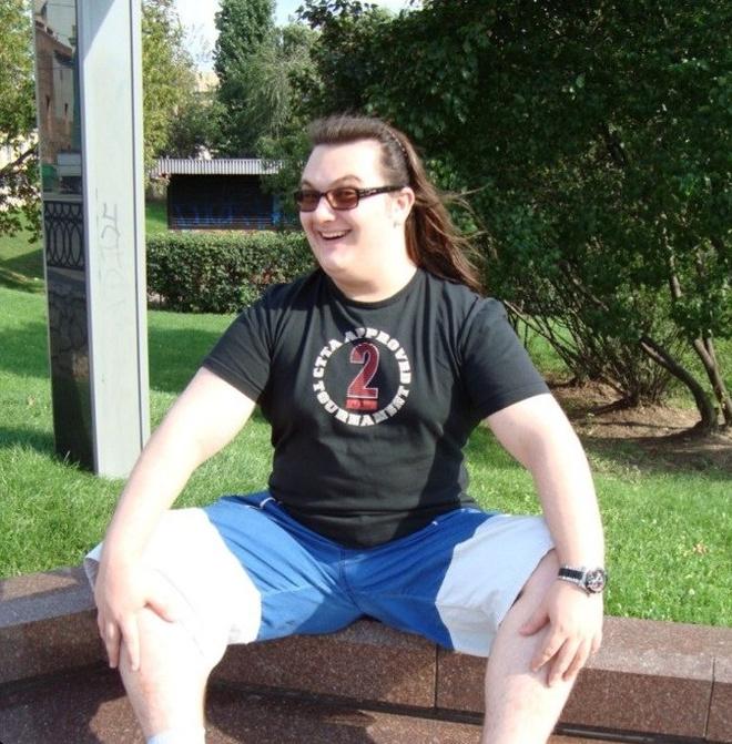 Святослав Пищик похудел на 70 кг