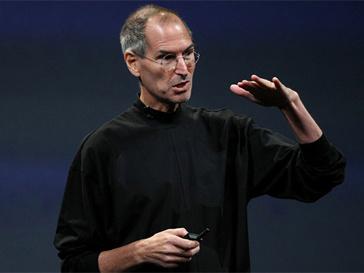 Стив Джобс покинул пост генерального директора «Apple»