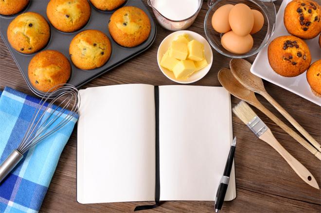 Рецепты из кулинарной книги
