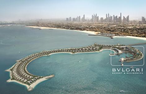 Bvlgari представила проект резиденций в Дубае   галерея [1] фото [5]