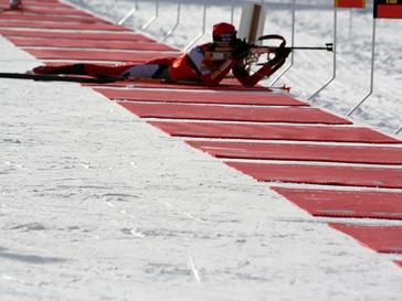 Олимпиада. Биатлон