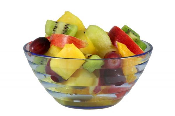 украсить фруктовый салат