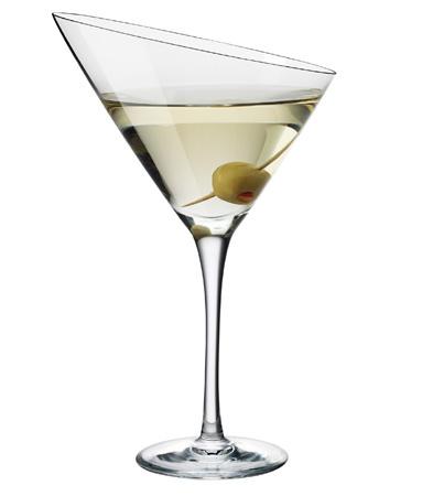 Бокал для мартини Trio, 1 780 р./шт., Designboom.ru
