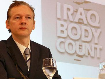 Джулиан Ассандж (Julian Assange)