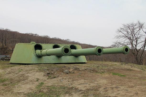 Ворошиловская батарея: огонь!