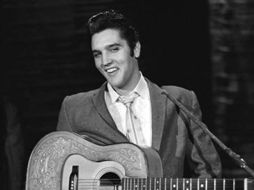 Элвис Пресли (Elvis Presley) - любимец венгров