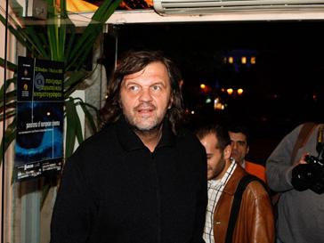 Эмир Кустурица (Emir Kusturica) поддерживает молодых режиссеров