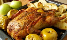 Лучшие рецепты приготовления утки с картошкой в духовке