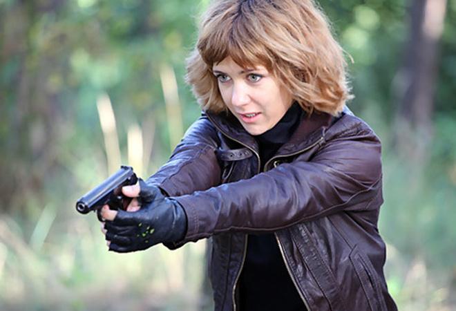 Мария Комиссарова, «Защитница», фото