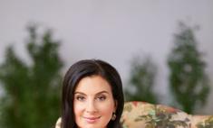 Катерина Стриженова – стала лицом журнала «Антенна - Телесемь»