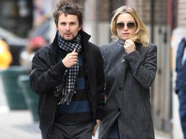 Мэттью Беллами (Matthew Bellamy) и Кейт Хадсон (Kate Hudson) решили пожениться